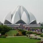 Поездка в Дели и Вриндаван