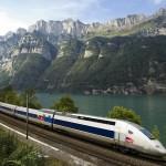 По Европе на поезде