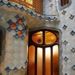 11-Дом Бальо в Барселоне. Творение Гауди