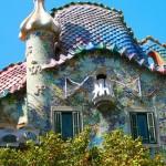 2-Дом Бальо в Барселоне. Творение Гауди