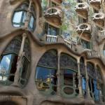 25-Дом Бальо в Барселоне. Творение Гауди