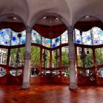 5-Дом Бальо в Барселоне. Творение Гауди