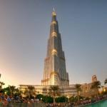 небоскрёб халифа в дубае1
