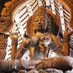 Будда, Храм Истины Таиланд