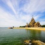 Храм истины в Паттайе, Тайланд (21)