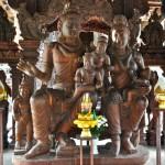 Храм истины в Паттайе, Тайланд (3)