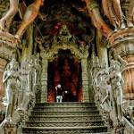 Храм истины в Паттайе, Тайланд (8)