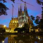 1-Храм Саграда Фамилия в Барселоне