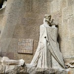 13-Храм Саграда Фамилия в Барселоне
