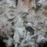 3-Храм Саграда Фамилия в Барселоне