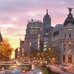 Мадрид…какая она испанская столица