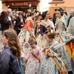 Подготовка к карнвалу на Falles