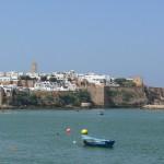 Vid na Kasbu Udajya.Rabat