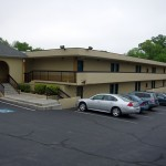Motel pod Vashingtonom
