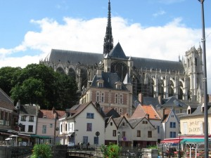 амьен кафедральный собор