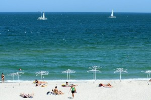 пляж Варна