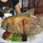 Obed v delte Mekonga