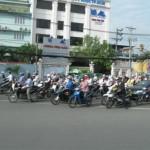 Sajgon, mopedy