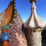 3-Дом Бальо в Барселоне. Творение Гауди