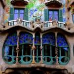 4-Дом Бальо в Барселоне. Творение Гауди