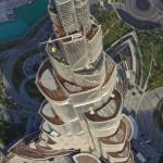 небоскрёб халифа в дубае3