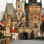 Башня на Карловом мосту. Прага