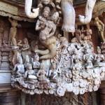 Храм истины в Паттайе, Тайланд (18)