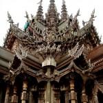 Храм истины в Паттайе, Тайланд (19)