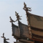 Храм истины в Паттайе, Тайланд (5)