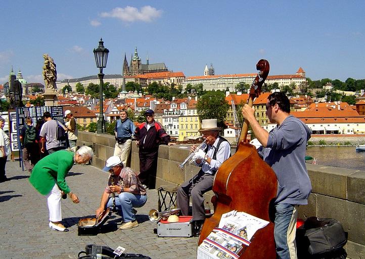 Музыканты на Карловом мосту_cr2