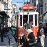Исторический Трамвай на Истикляль
