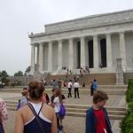 Memorial Linkolna v Vashingtone
