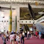 Muzej aviatsii i kosmonavtiki v Vashingtone