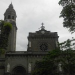 Кафедральный собор Манилы в районе Интрамурос (Копировать)