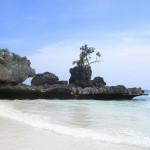 Скала на Стейшен-1 острова Боракай (Копировать)